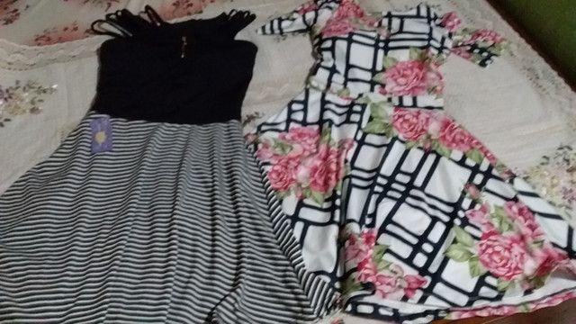 Lote de roupas - Foto 4