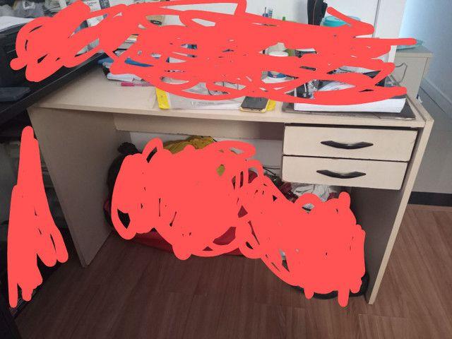 Vendo birô de duas gavetas - Foto 2