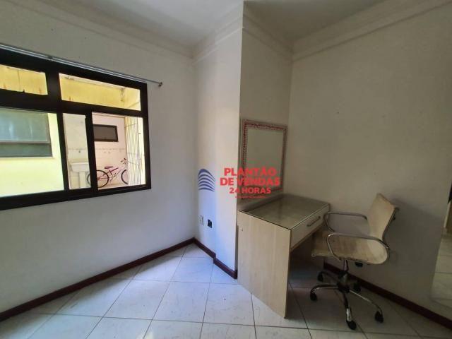 Apartamento térreo com área privativa, piscina e churrasqueira 3 quartos - Foto 10