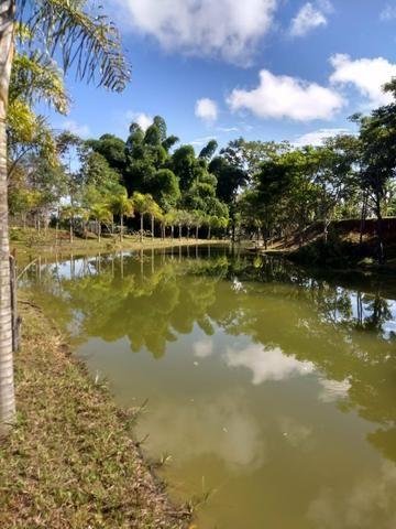 Chácara com lagos e pomar - Foto 7