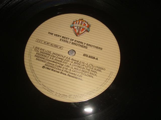 Everly Brothers, Lp vinil usado em raro estado de conservação - Foto 5