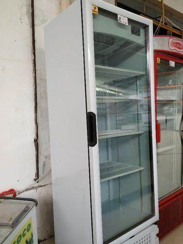 Expositor Imbera Visa Cooler, 454L, 220v, usado Frete Grátis - Foto 2
