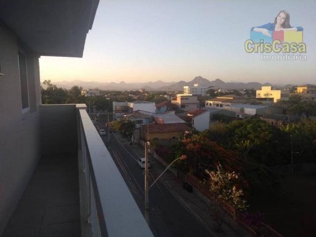 Apartamento com 3 dormitórios para alugar, 100 m² por R$ 1.500,00/mês - Costazul - Rio das - Foto 4