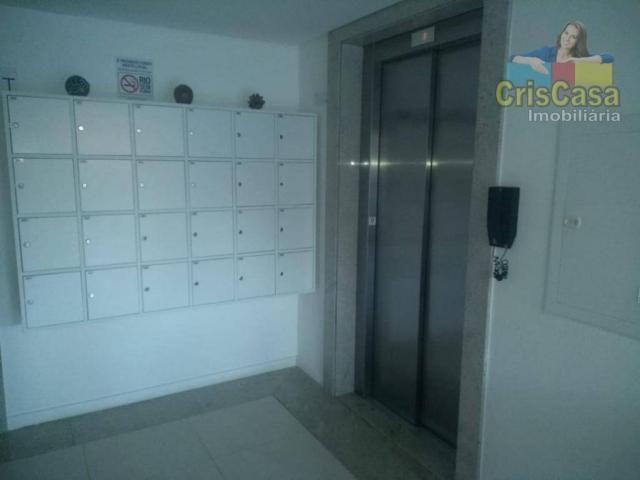 Apartamento com 3 dormitórios para alugar, 100 m² por R$ 1.500,00/mês - Costazul - Rio das - Foto 18