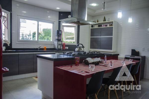 Casa em condomínio com 4 quartos no Villagio Del Tramonto - Bairro Estrela em Ponta Grossa - Foto 9