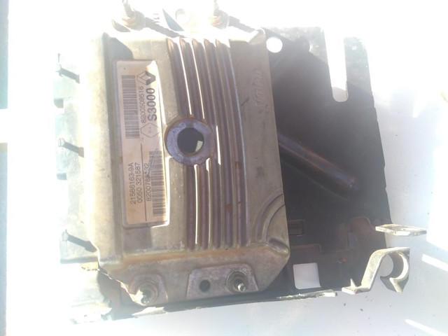 Módulo de Injeção Eletrônica Megane Rs 250
