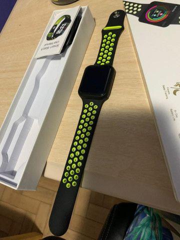 Smartwatch top em português - Foto 3