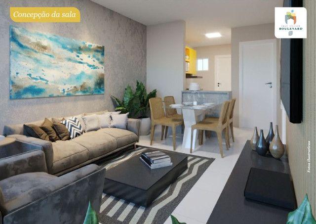Condominio village boulevard 2, casas de 2 quartos