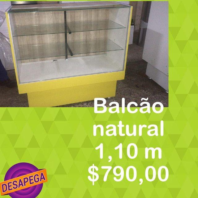 Balcão natural  novos desapega - Foto 6