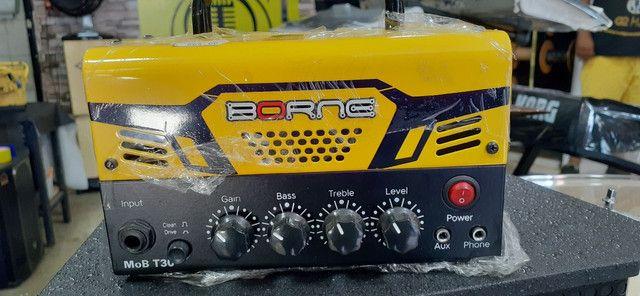 *NOVO* Mini Amplificador para Guitarra Mob T30