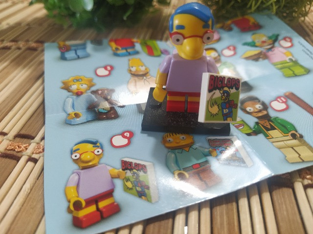 Lego Minifigures Simpsons - Mihouse - Foto 2