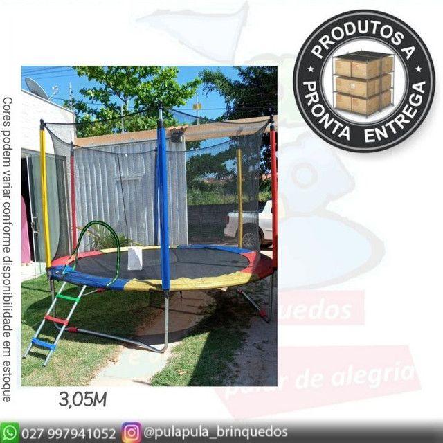 Escorregadores P, M e G disponíveis a PRONTA ENTREGA - Foto 4