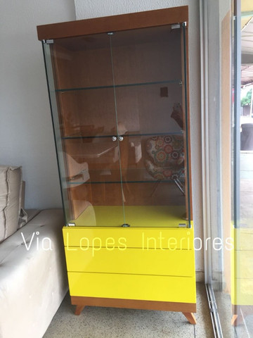 Mesa de 1.90 ctm com oito cadeiras area estofadas aqui no Via Lopes wpp 62 9  * - Foto 5