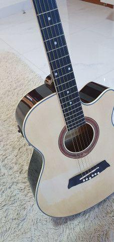 Violão Eletroacústico VMA32 - Foto 2