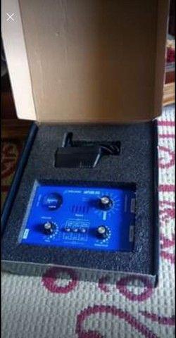 Pre-Amplificador Arcano Valvulado Artube200 220V<br><br> - Foto 2