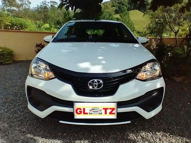 Toyota Etios Sedan X PLUS Aut 2021 Novo
