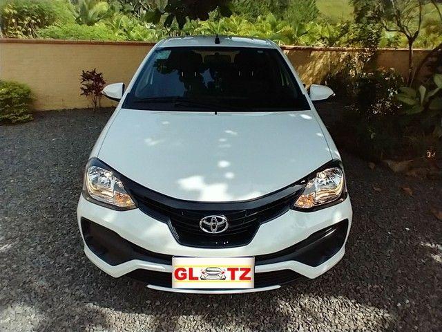 Toyota Etios Sedan X PLUS Aut 2021 Novo   - Foto 2