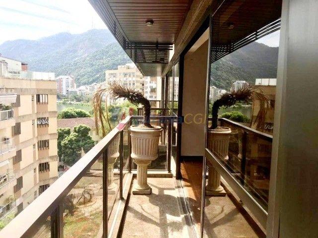 Amplo apartamento na Lagoa! - Foto 3
