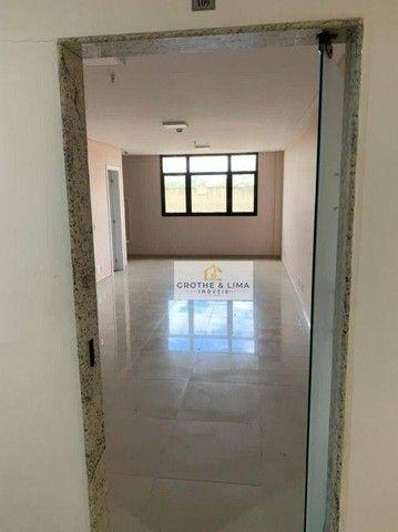 Linda sala comercial 44m², 2 banheiros no centro de São José dos Campos - SP - Foto 11