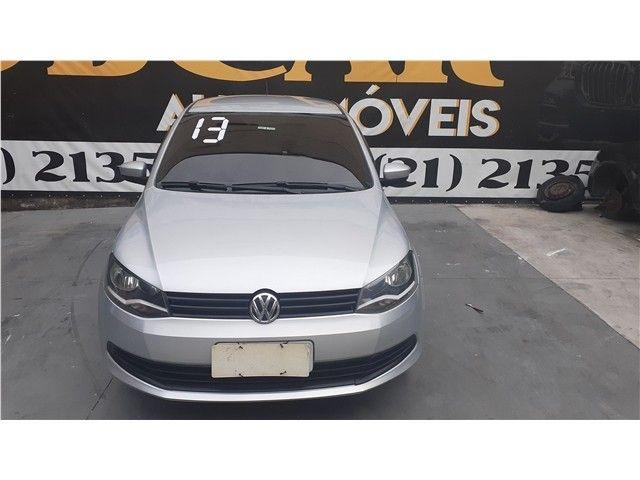 Volkswagen Voyage 2013 1.6 mi trend 8v flex 4p manual