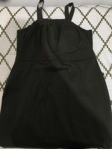 Vestido Verde Escuro  - Foto 5
