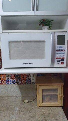 Micro-ondas Brastemp 42 litros