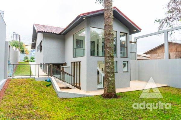 Casa com 3 quartos - Bairro Estrela em Ponta Grossa - Foto 10
