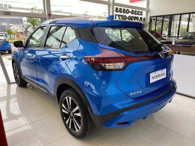 Novo Nissan Kicks Exclusive Pack Tech CVT - Foto 3