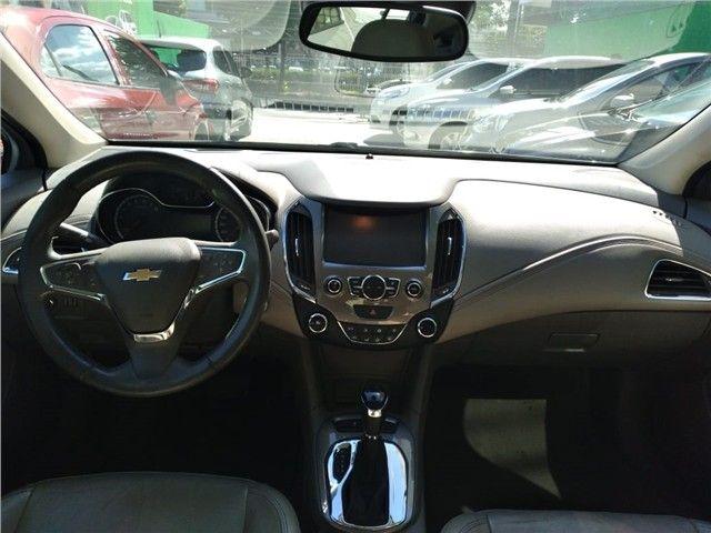 Chevrolet Cruze 2017 1.4 turbo ltz 16v flex 4p automático - Foto 8