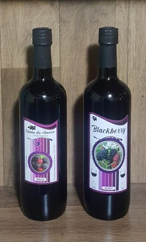 Vinho de Amora orgânica - Foto 3