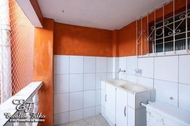 Apartamento 2 Quartos Varanda 1 Vaga - Foto 12