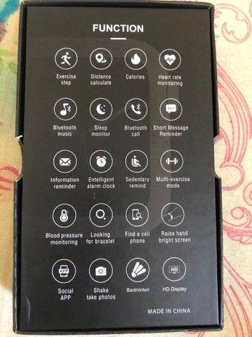 Vendo Relogio Smartwatch Sport tech product X7 - Foto 2