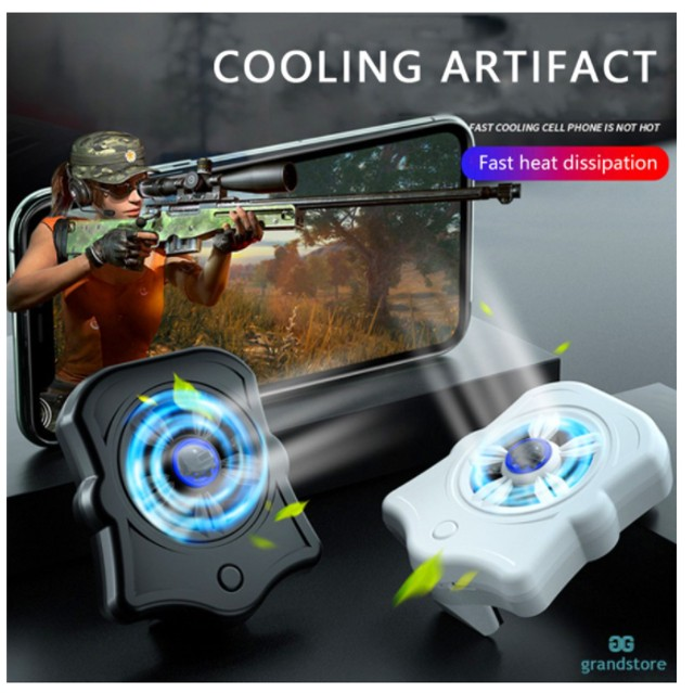 Suporte Para Celular / Cooler Para Ventoinha / Gamepad / Jogos / Shooter Mudo / Radiador - Foto 5