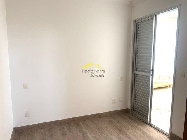 Apartamento para aluguel, 3 quartos, 1 suíte, 2 vagas, Buritis - Belo Horizonte/MG - Foto 13