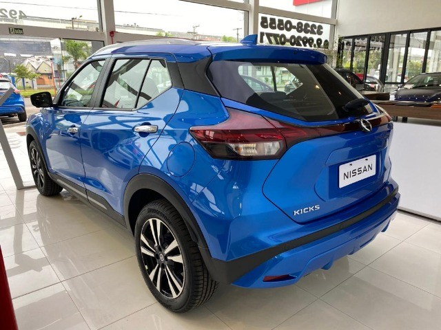 Novo Nissan Kicks Exclusive CVT - Foto 3
