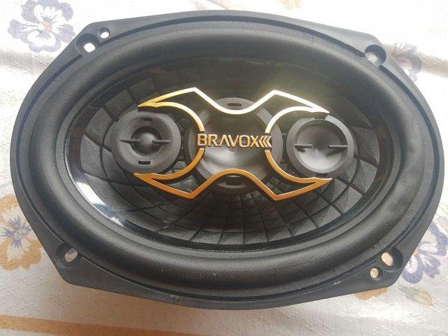 Autofalante Bravos Quadraxial - Foto 3