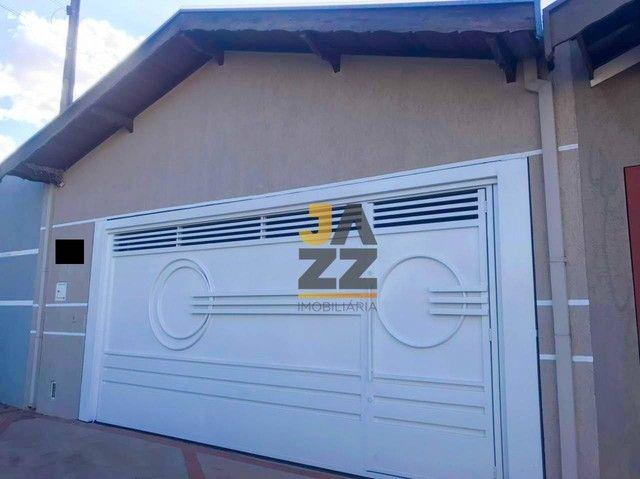 Casa com 3 dormitórios à venda, 70 m² por R$ 270.000,00 - Jardim Astúrias II - Piracicaba/