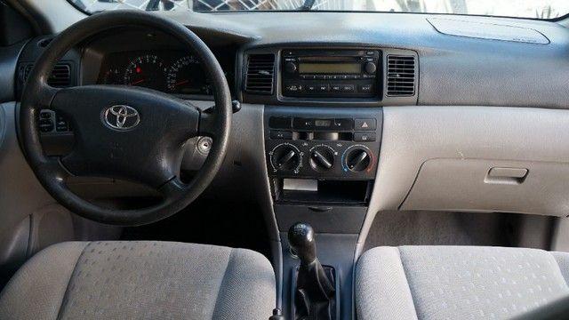 Corolla XEI 1.8 2006 - Foto 13
