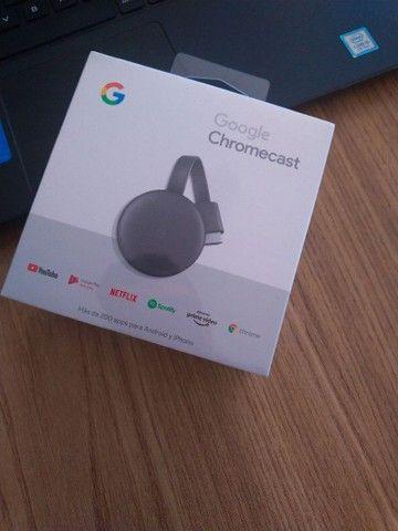 Chromecast 3 Streaming Device Google - Full HD