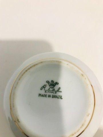 Galheteiro porcelana vintage - Foto 2