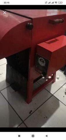 Churrasqueira giratória de espetinhos  - Foto 5