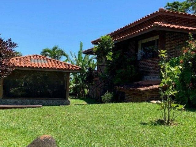 Casa 3 Qts alto padrao c/ linda vista no morro da cruz, lote 2.500 m2 - Foto 5