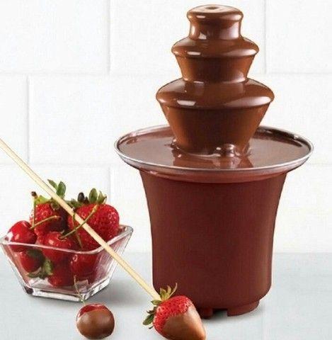 Fonte Cascata de chocolate - Foto 3