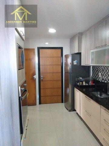 Belíssimo apartamento 3 quartos na Praia da Costa ? cód. 17730am - Foto 8