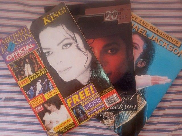 Michael Jackson - Especial e Exclusiva Coleção de revista raras para VOCÊ - Foto 6