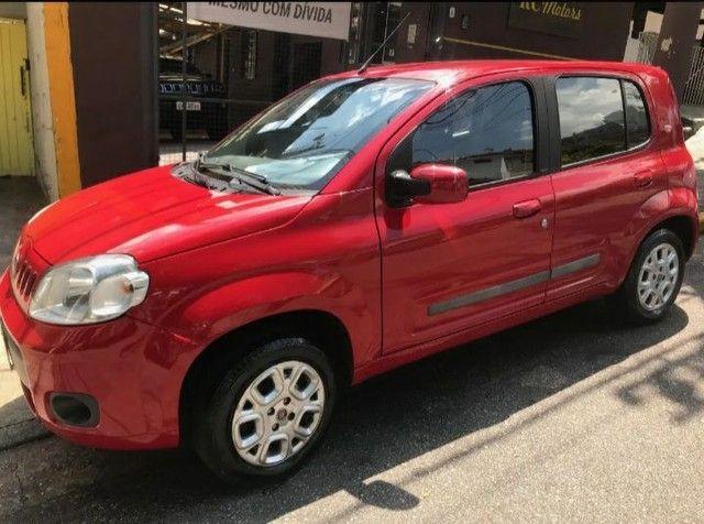 Vende-se Fiat Uno 1.4 Flex 5p á vista ou parcelado