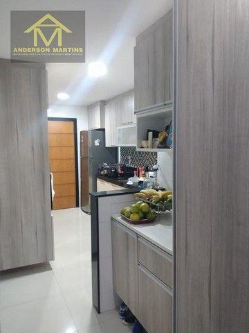Belíssimo apartamento 3 quartos na Praia da Costa ? cód. 17730am - Foto 7