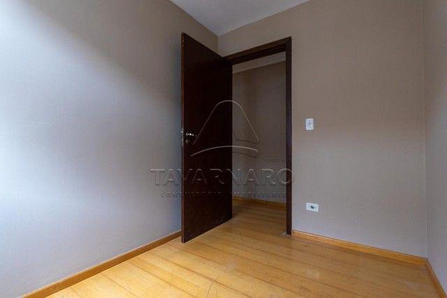 Apartamento à venda com 3 dormitórios em Orfas, Ponta grossa cod:V2428 - Foto 15