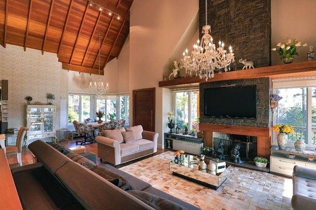 Casa com 5 dormitórios à venda, 400 m² por R$ 4.700.000,00 - Aspen Mountain - Gramado/RS - Foto 18