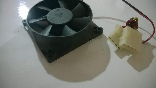 Cooler Lateral Para Gabinete De CPU Computador - Foto 2